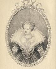 Author photo. Margaret Valois of France (1553–1615)