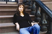 Author photo. Photo by David M. Lobenstine