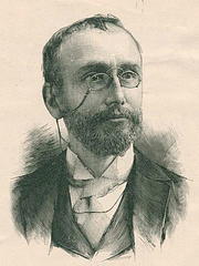 Author photo. <br>Courtesy of the <a href=&quot;http://digitalgallery.nypl.org/nypldigital/id?1164224&quot;>NYPL Digital Gallery</a><br>(image use requires permission from the New York Public Library)