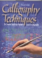 Calligraphy Techniques: The Essential…