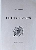 Les deux Saint Jean by Loge Sub Rosa