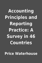 Accounting Principles and Reporting…