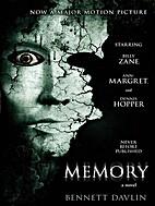 Memory by Josh Davlin
