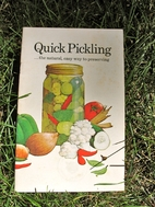 Quick Pickling by Heinz Company