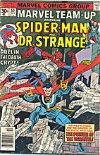 Marvel Team-Up #50 Featuring Spider-Man and…