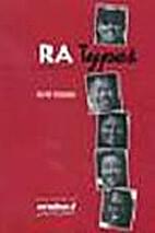 RA Types Understanding Resident Assistants…