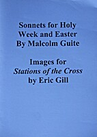Sonnets for Holy Week and Easter by Malcolm…