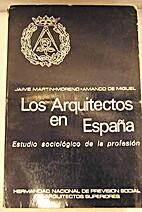 Los Arquitectos en España : estudio…