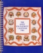 The Quilt Engagement Calendar 1984 by Cyril…