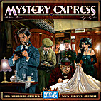 Mystery Express [GAME] by Antoine Bauza
