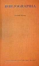 Bibliographia, an inquiry into its…