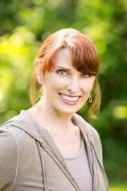 Author photo. Photo by Sarah Crowder/Ladue News