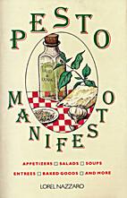 Pesto Manifesto by Lorel Nazzaro