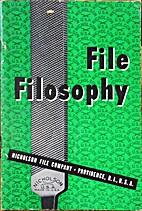 File Filosophy