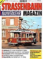 Strassenbahn Magazin Nahverkehr n°104 by…