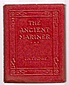 Little Luxart Library, Red Leatherette…