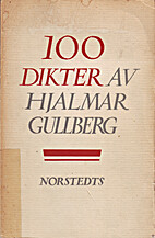 100 dikter : ett urval ur sex versböcker by…