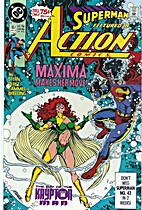 Action Comics # 651 by Roger Stern