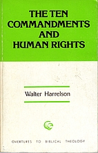 The Ten Commandments and Human Rights by…
