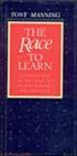 Race to Learn by Tony Manning