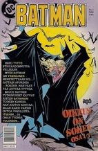Batman 2/1990 by Sam Hamm