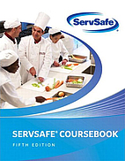Servsafe Coursebook by NRA Educational…