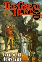 The Great Hunt by Robert Jordan