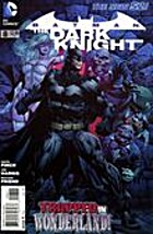 Batman The Dark Knight Vol 2 #8 David Finch…