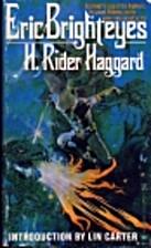 Eric Brighteyes by H. Rider Haggard
