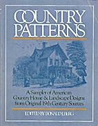 Country Patterns 1841-1883: A Sampler of…