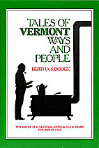 Tales of Vermont Ways and People by Bertha…