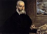 Author photo. portrait by El Greco, from <a href=&quot;http://en.wikipedia.org/wiki/Image:Julije_Klovic_2.jpg#file&quot;>Wikipedia</a>