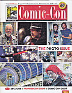 Comic-Con Magazine Fall 2008 by SDCC