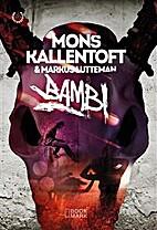 Bambi by Mons Kallentoft