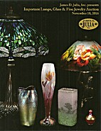 Important Lamps, Glass & Fine Jewelry…