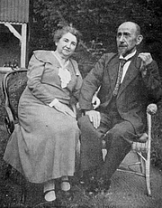 Author photo. Kurt Dinter (right); his wife, Jutta Dinter (left). From Botanical Exploration of southern Africa, 2nd Edition.