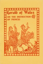 Gerald of Wales on the Instruction of…