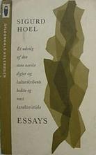 Essays by Sigurd Hoel
