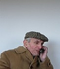 "Author photo. Norman MacLean, author of ""The Leper's Bell"""
