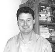 Author photo. Trevor R. Peck [source: Light from Ancient Campfires, 2011, about author page]