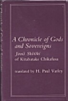 Chronicle of Gods and Sovereigns by…