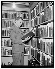Author photo. Library of Congress Prints and Photographs Division, Harris & Ewing Collection (REPRODUCTION NUMBER:  LC-DIG-hec-24610)