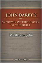 Synopsis of the Books of the Bible: Matthew…