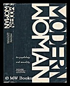 Modern Woman Her Psychology and Sexuality by…