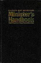 Seventh-day Adventist Minister's Handbook