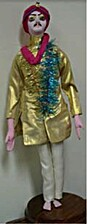 ITEM: Doll- North Indian Groom wearing…