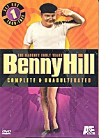 Benny Hill. The naughty early years set one…