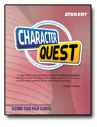 Character Quest by Sharon Berry