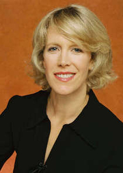 Author photo. Leslie Morgan Steiner