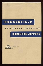 Hungerfield and other poems by Robinson…